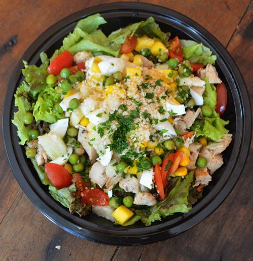 Saladex Fit